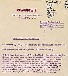 The Möllhausen Telegram. Click for readable image